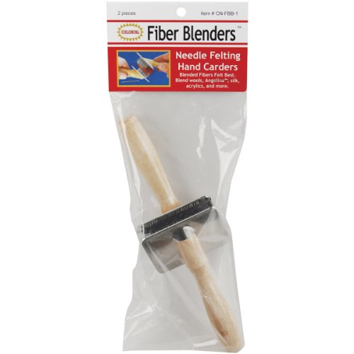 Fiber Blender Tools - Brand New Fiber Blender Tools 2/Pkg- Brand New