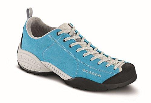 cyan Sneaker Casual Scarpa Mojito blue Men's Shoe wBI6UWUqX