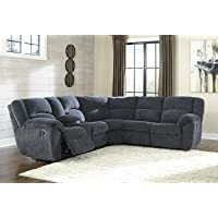 Signature Design by Ashley 6190049 Timpson Raf Reclining Loveseat