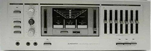 pioneer クライコ搭載アンプ ca-y7 オリジナル布ダストカバー [プレゼント セット] B01M69XQYZ