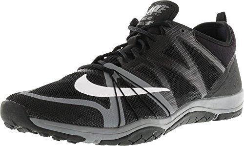 cool Cross Entrainement Compete Free Blanc Femme De Running Chaussures Noir Nike noir Grey wPTqS
