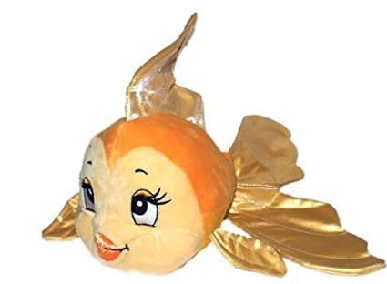 "Disney Pinocchio 12"" Cleo the Goldfish Plush"