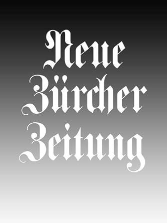 Neue Zürcher Zeitung und NZZ am Sonntag