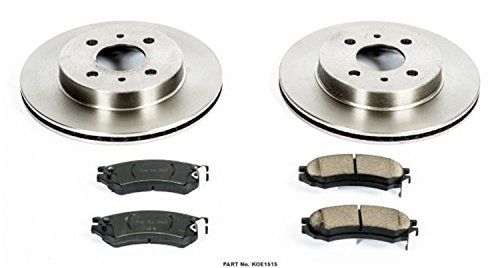 Autospecialty KOE1515 1-Click OE Replacement Brake - Sl2 Brakes Saturn