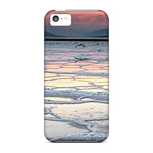 Personality customization New Fashion Premium Case Cover For Iphone 5c - Salt Lake By LINtt Cases