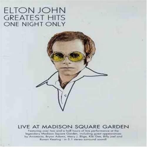 Elton John: Live At Madison Square Garden (2000)