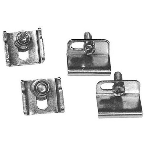 HOFFMAN ENCLOSURES AL15 CLAMP KIT Steel Series A12