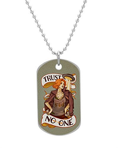 alokozy-punk-dana-scully-phone-case-dog-tag-necklace-includes-27-silver-color-ball-chain-dt1765