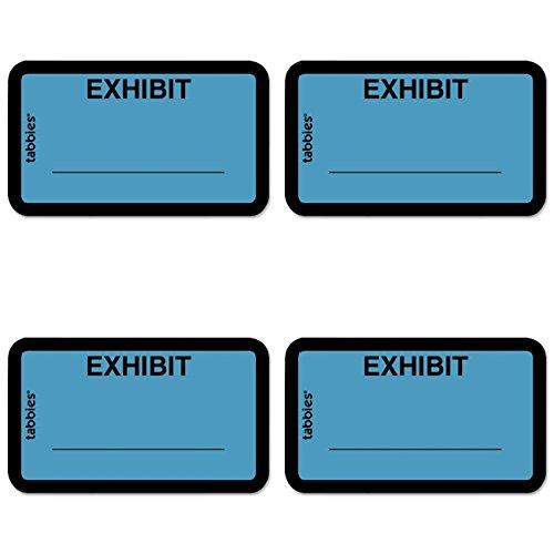 Tabbies Top Tab Accessories (TAB58091), 4 Packs by Tabbies