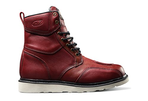 Roland Sands Apparel MOJAVE BOOT OXBLOOD 9.5