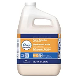 Fabric Refresher & Odor Eliminator, 5x Concentrate, 1gal, 2/carton