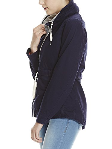 Azul maritime Jacket Bl193 Cotton Mujer Blue Casual Bench Para Chaqueta YT774w