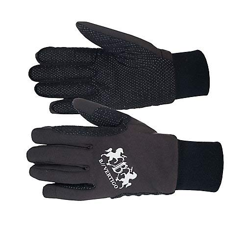 Heitaisi Women Windproof Touchscreen Gloves Winter Thick Warm Lined Smart Phone Texting Gloves