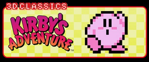 kirby adventure 3ds - 1