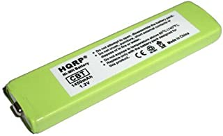 HQRP Portable CD, MD, MP3 Batterie pour Sony NH-14WM, NC-5WM 6WM, D-EJ925 -EJ955 -EJ985, D-NE1 10 20 20LS, Player Lecteur