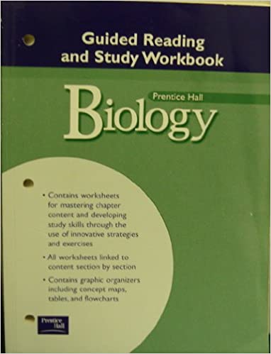 Prentice Hall Biology: Guided Study Workbook, Student - Freebooks