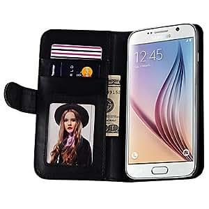 GX Teléfono Móvil Samsung - Carcasas de Cuerpo Completo - Color Sólido - para Samsung Samsung Galaxy S6 ( , Blue