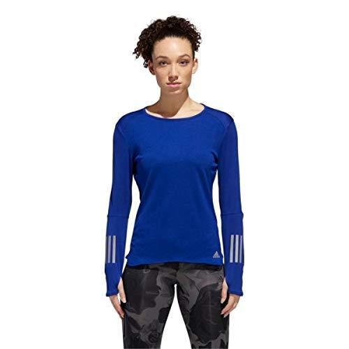 (アディダス) adidas レディース ランニングウォーキング トップス Response Long Sleeve T-Shirt [並行輸入品] B07HBZ88Q5 Small