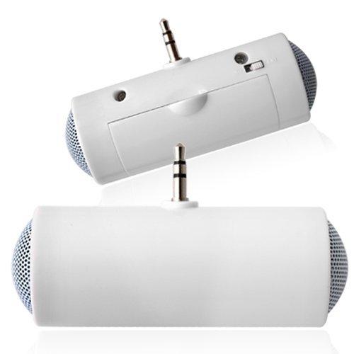 25 opinioni per MINI ALTOPARLANTE CASSE STEREO 3.5MM PER IPOD MP3 MP4