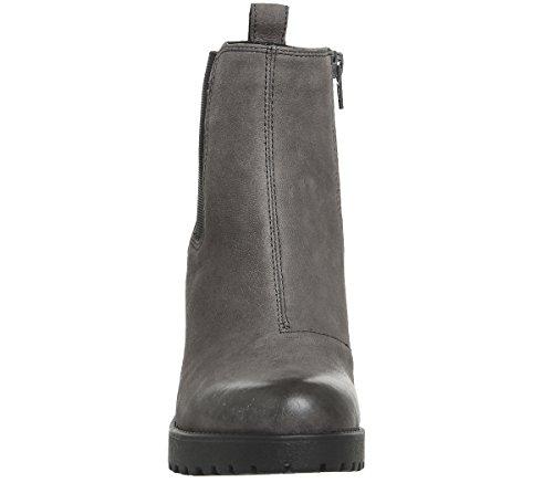 Boots Dark Nubuck Vagabond Grey Grace Women's Chelsea YwFtqxIFr