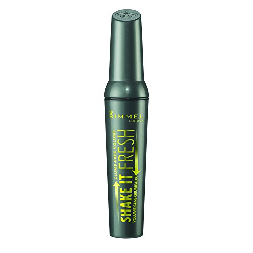 Rimmel Shake It Fresh Mascara, Extreme Black, 0.30 Fluid Ounce
