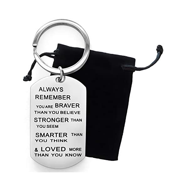 Key Chains by Valcolite – Best Unique Inspirational Gifts for Women Men Birthday