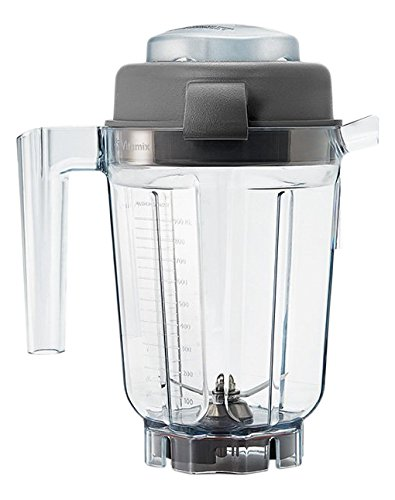 Vitamix 32 oz Wet Container with mini tamper vm0137-wet