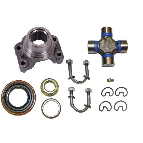 Alloy Usa U-joints - Alloy USA 380003 Ring And Pinion Overhaul Kit