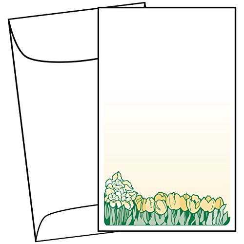 Safety Seed Packaging 50 Blank Seed Envelopes 3.25 x 4.75 inches (Self Sealing) White ()