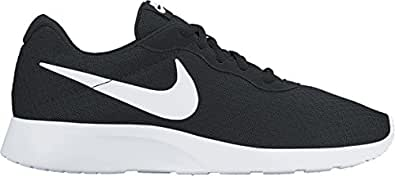 nike tanjun mens all black
