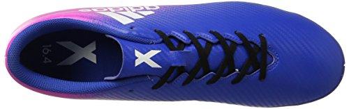 adidas X 16.4 In, Zapatillas de Fútbol para Hombre, Azul (Blue/Ftw White/Shopin), 48 2/3 EU