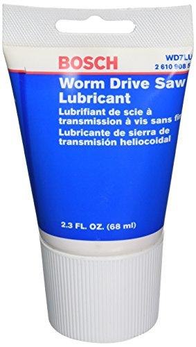 Bosch Worm Saws - Bosch WD7LUB Worm Drive Lubricant
