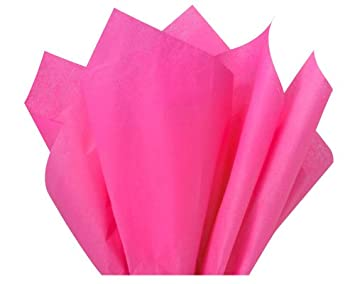 Amazon brand new hot pink bulk tissue paper 15 inch x 20 inch brand new hot pink bulk tissue paper 15 inch x 20 inch 100 sheets mightylinksfo