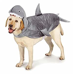 Dog Halloween Costume Shark Costumes Pet BRAND NEW Casual Canine new in package (S)