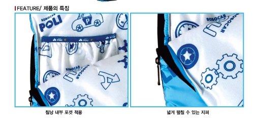 Robocar Poli- Poli Sleeping Bag for Kids (Blue) by Robocar Poli (Image #2)
