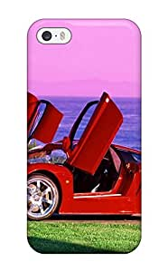 5/5s Scratch-proof Protection Case Cover For Iphone/ Hot Saleen Phone Case(3D PC Soft Case)