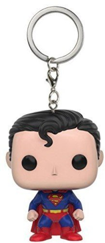 Chaveiro Funko Pop Keychain Dc Superman