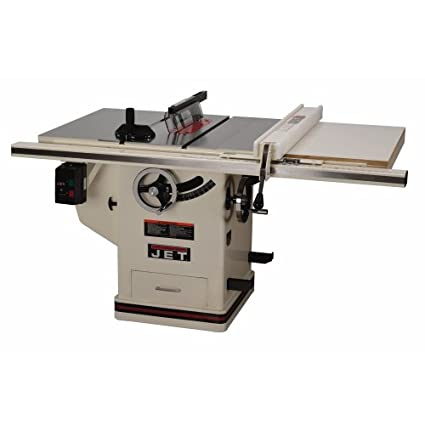Jet 708674pk xactasaw deluxe 3hp 1ph 30 rip fence power table jet 708674pk xactasaw deluxe 3hp 1ph 30quot greentooth Gallery