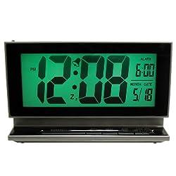 Elgin 2-Inch LCD Multifunction Display Alarm with Smartlite by Elgin