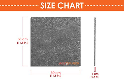 Buy foam sound proof panels white