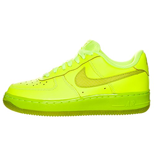 Nike Air Force 1 (GS) Schuhe volt-fierce green - 35,5