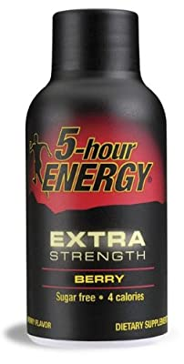 5 Hour Extra Strength 12 Pack by Chaser