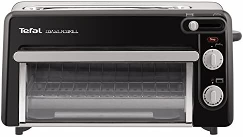 Moulinex Toast & Grill TL600830 - Tostador y horno, 2 en 1 ...