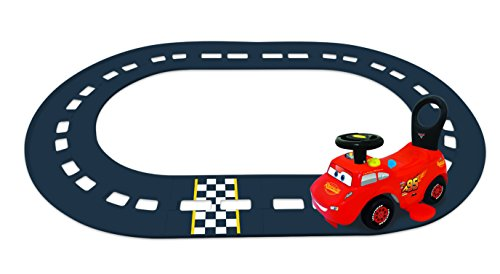 Doctor Who Disney 3 in 1 Battery Powered McQueen Go-Go-Racer Ride-On with -