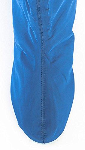 Go Go Golosh Womens Rain Snow Overschoenen Blue Belle