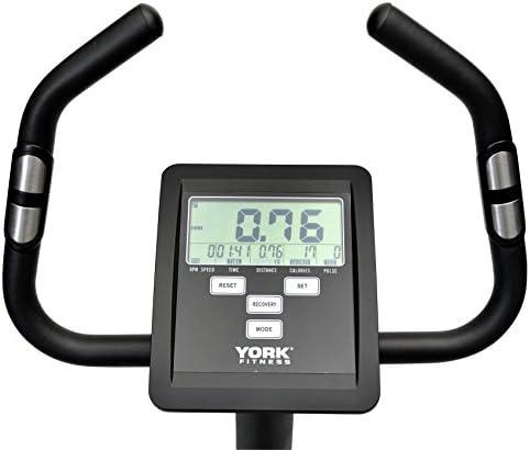York Fitness Active 110 - Bicicleta estática: Amazon.es: Deportes ...