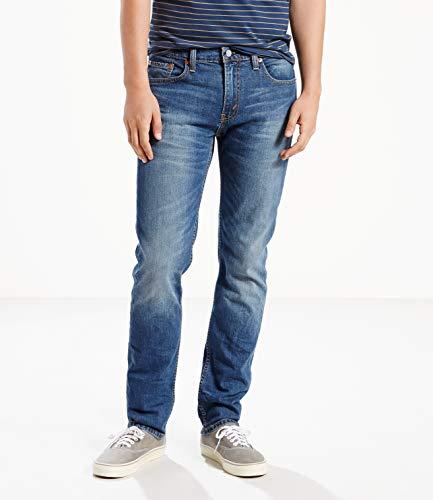 (Levi's Men's 511 Slim Fit Jean, Throttle - Stretch, 28W x)