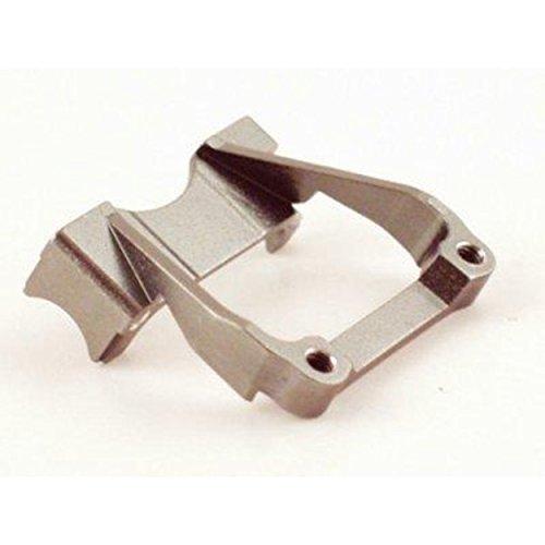 GPM Racing MH0904 HPI Micro RS4 Gunmetal Front Bulkhead ()