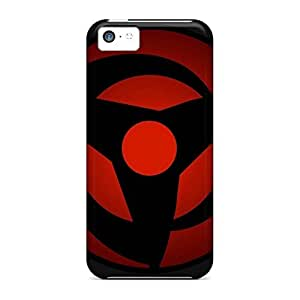Bumper mobile phone back case Perfect Design covers protection iPhone 6 plus 5.5 - vector naruto shippuden sharingan