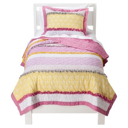 Circo® Happily Ever After Quilt Set - Full - Queen
